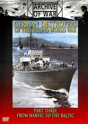 Rent German Destroyers of the Second World War: Part 3 Online DVD Rental