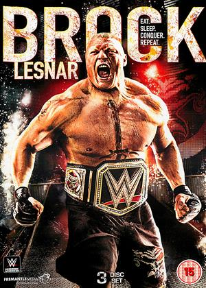 Rent WWE: Brock Lesnar: Eat. Sleep. Conquer. Repeat. Online DVD Rental