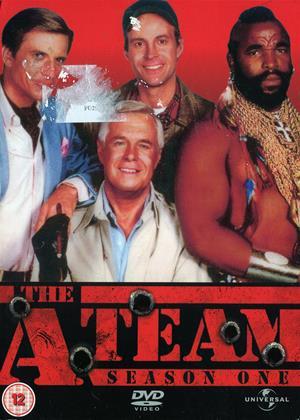 Rent The A-Team: Series 1 Online DVD & Blu-ray Rental