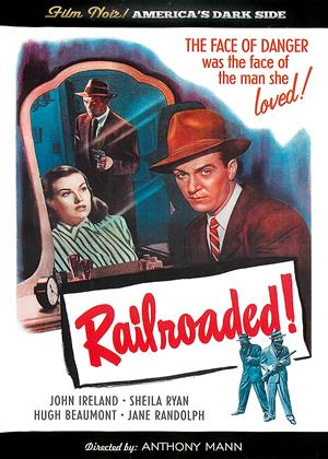 Rent Railroaded! Online DVD Rental
