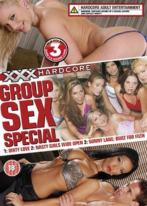 Rent XXX Hardcore: Group Sex Special Online DVD Rental