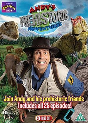 Rent Andy's Prehistoric Adventures: Series 1 Online DVD Rental