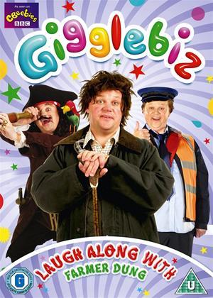 Rent Gigglebiz: Laugh Along with Farmer Dung Online DVD Rental
