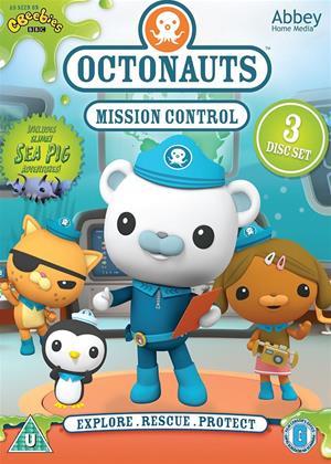 Rent Octonauts: Mission Control Online DVD Rental