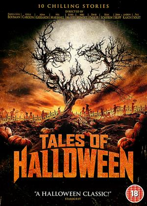 Rent Tales of Halloween Online DVD & Blu-ray Rental