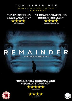 Rent Remainder Online DVD & Blu-ray Rental