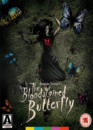 Rent The Bloodstained Butterfly (aka Una farfalla con le ali insanguinate) Online DVD & Blu-ray Rental