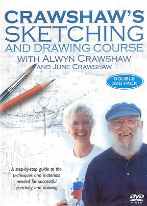 Rent Crawshaw's Sketching and Drawing Course Online DVD Rental
