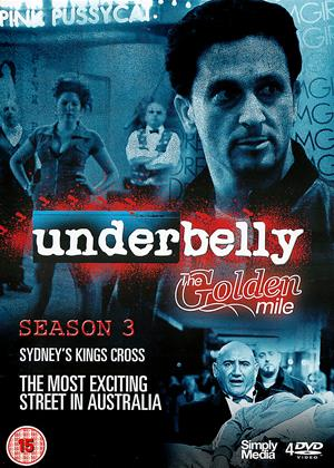 Rent Underbelly: Series 3 Online DVD Rental