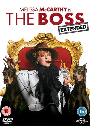 Rent The Boss Online DVD & Blu-ray Rental