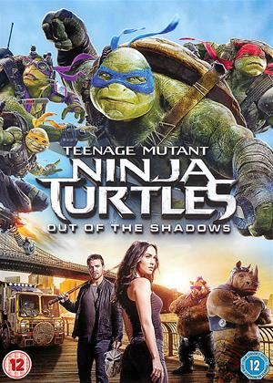 Rent Teenage Mutant Ninja Turtles: Out of the Shadows (aka Teenage Mutant Ninja Turtles 2) Online DVD & Blu-ray Rental