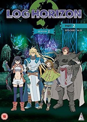 Rent Log Horizon: Series 2: Part 2 Online DVD Rental