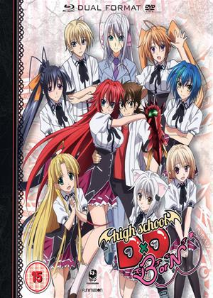 Rent High School DxD: Series 3 Online DVD Rental