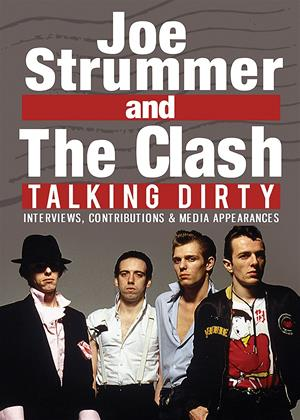 Rent Joe Strummer and the Clash: Talking Dirty Online DVD Rental