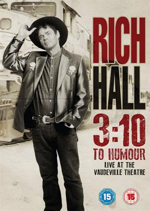 Image result for rich hall dvd 2016