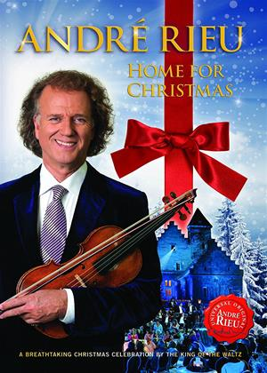 Rent Andre Rieu: Home for Christmas Online DVD Rental