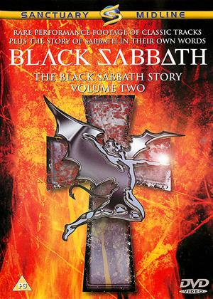 Rent Black Sabbath: The Black Sabbath Story: Vol.2 (aka Black Sabbath: The Black Sabbath Story: Vol.2: 1978-1992) Online DVD Rental