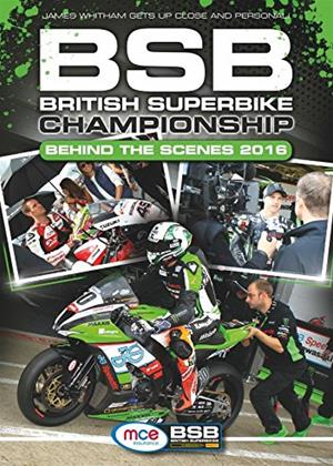 Rent British Superbike: 2016: Behind the Scenes Online DVD Rental