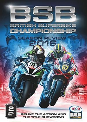 Rent British Superbike: 2016: Championship Season Review Online DVD Rental