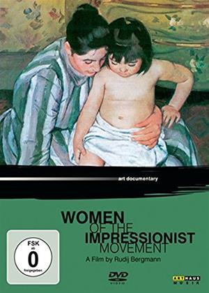 Rent Art Lives: Women of the Impressionist Movement Online DVD & Blu-ray Rental