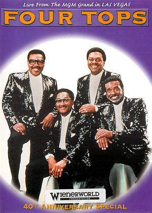 Rent The Four Tops: 40th Anniversary Special Online DVD Rental