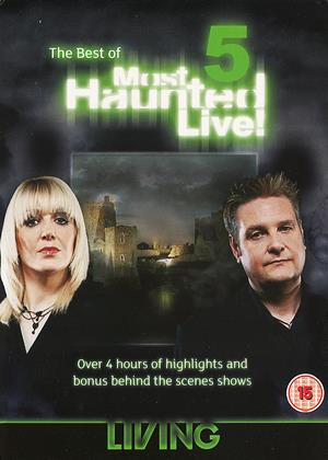 Rent The Best of Most Haunted Live: Vol.5 Online DVD & Blu-ray Rental