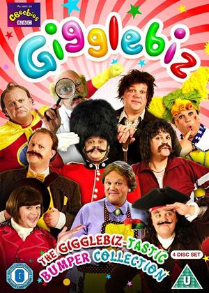 Rent Gigglebiz: The Gigglebiz-tastic Bumper Collection Online DVD & Blu-ray Rental