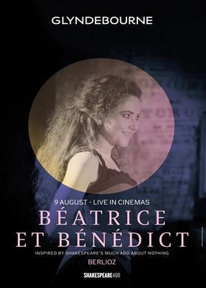 Rent Beatrice and Benedict: Glyndebourne (Robin Ticciati) (aka Béatrice Et Bénédict: Glyndebourne 2016 (Ticciati)) Online DVD Rental