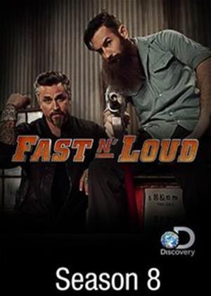 Rent Fast N' Loud: Series 8 Online DVD & Blu-ray Rental