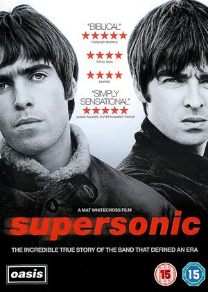 Rent Supersonic (aka Untitled Oasis Documentary) Online DVD Rental