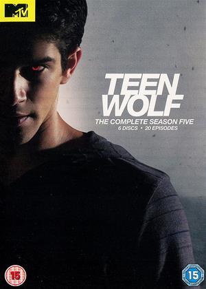 Rent Teen Wolf: Series 5 Online DVD & Blu-ray Rental