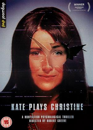 Rent Kate Plays Christine / Actress Online DVD & Blu-ray Rental