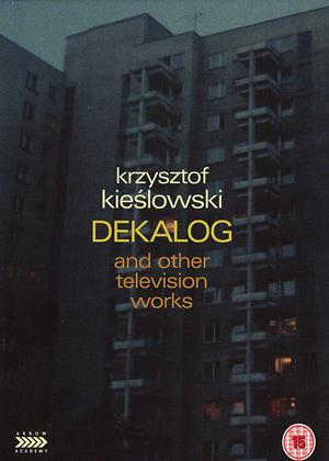 Dekalog and Other Television Works Online DVD Rental