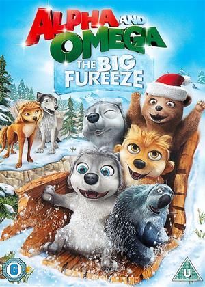 Rent Alpha and Omega: The Big Fureeze Online DVD Rental