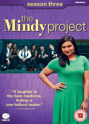 Rent The Mindy Project: Series 3 Online DVD Rental