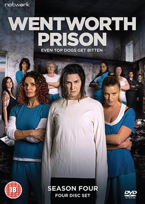 Rent Wentworth Prison: Series 4 Online DVD Rental