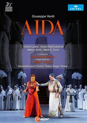 Rent Aida: Teatro Regio Torino (Gianandrea Noseda) Online DVD Rental