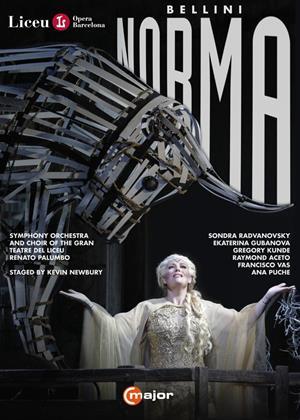 Rent Norma: Gran Teatre Del Liceu (Renato Palumbo) Online DVD Rental