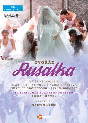 Rent Rusalka: Bayerisches Staatsoper (Tomas Hanus) Online DVD Rental