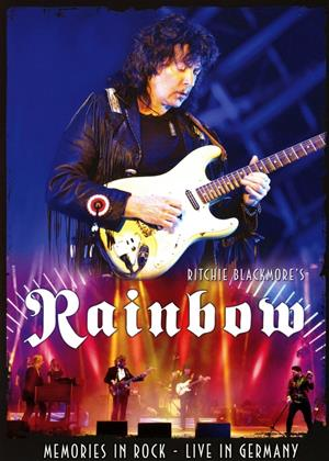 Rent Ritchie Blackmore's Rainbow: Memories in Rock: Live in Germany Online DVD Rental