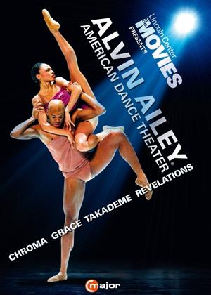 Rent Alvin Ailey American Dance Theater: Lincoln Center Online DVD Rental