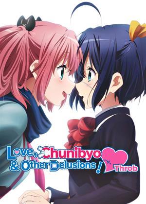 Rent Love, Chunibyo and Other Delusions (aka Chuunibyou demo koi ga shitai!) Online DVD & Blu-ray Rental