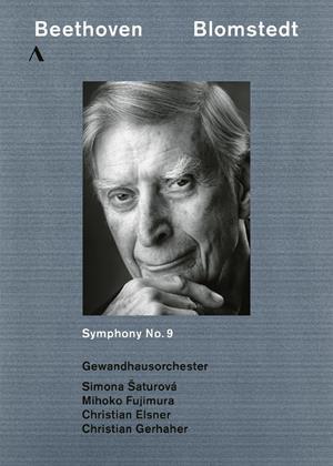 Rent Beethoven: Symphony No. 9 (Herbert Blomstedt) Online DVD Rental