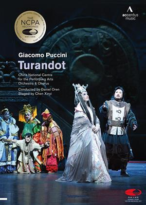 Rent Turandot: China National Centre for the Performing Arts (Daniel Oren) Online DVD Rental