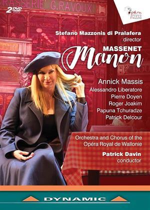 Rent Manon: Opera Royal De Wallonie (Patrick Davin) Online DVD Rental