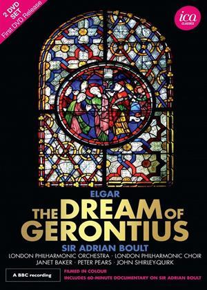 Rent The Dream of Gerontius: London Philharmonic (Adrian Boult) Online DVD & Blu-ray Rental
