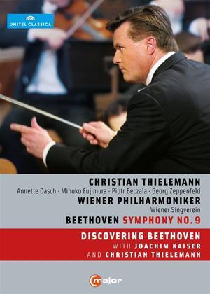 Rent Beethoven Symphony No. 9 / Discovering Beethoven Online DVD Rental