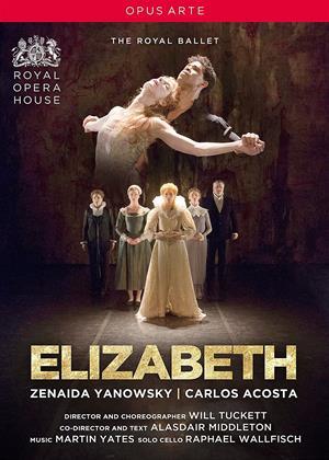 Rent Elizabeth: The Royal Ballet Online DVD & Blu-ray Rental