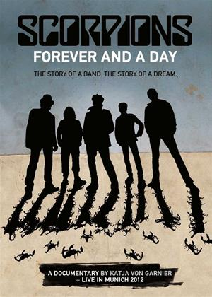 Rent Scorpions: Forever and a Day / Live in Munich 2012 Online DVD Rental