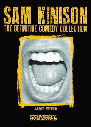 Rent Sam Kinison: The Definitive Comedy Collection Online DVD Rental